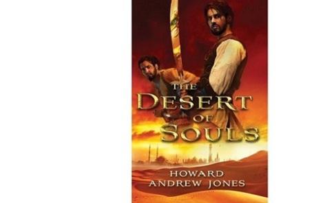 Howard Andrew Jones Historical Fantasy Writer Howard border=