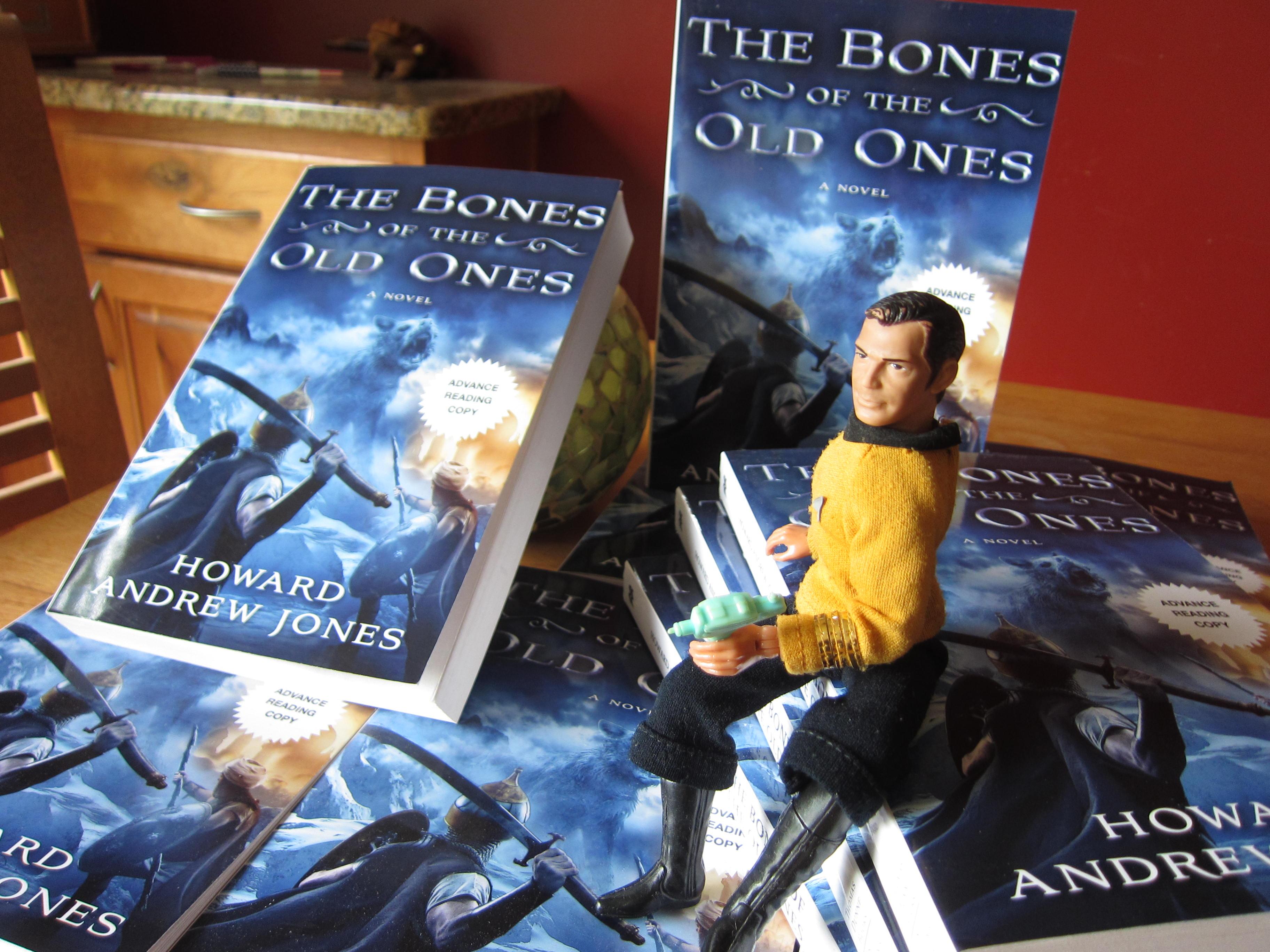 Bones Of The Old Ones Arcs Are In Howard Andrew Jones border=