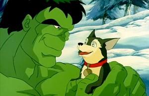 Hulk Puppy