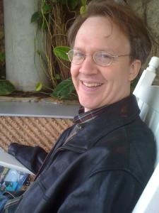 howard in chair