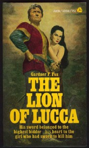 lion of lucca