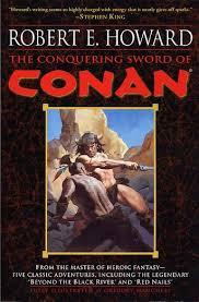 conquering sword conan