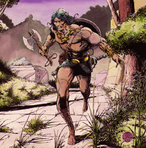Barry Windsor-Smith's Conan