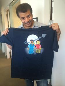 cosmos shirt