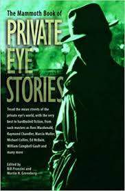 mammoth book private eye